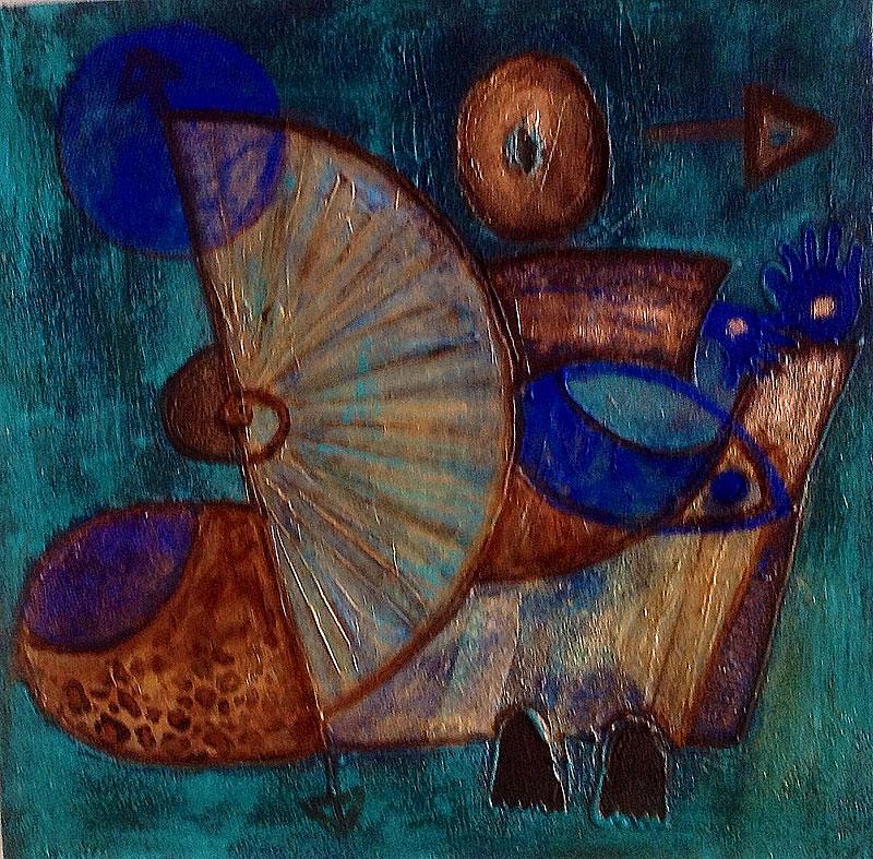 Iris lahens genevi ve artistes en dordogne p rigord for Artiste peintre dordogne